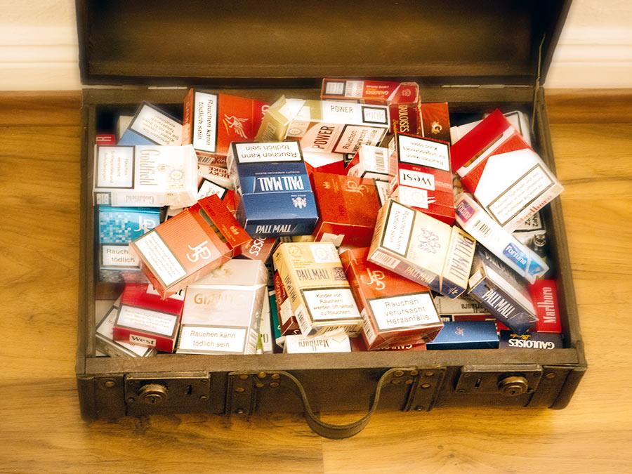 Nichtraucher durch Softlaserakupunktur